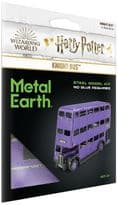 Metal Earth Harry Potter Knight Bus Model Kit | Buy now at The G33Kery - UK Stock - Fast Delivery